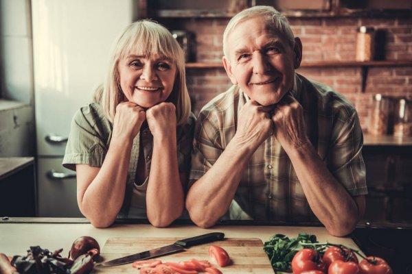 Поведенческие расстройства у пожилых